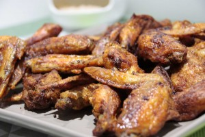 Spicy Paprika Chicken Wings