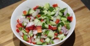 Cucumber & Ginger Salsa