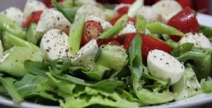 Caprese Style Salad