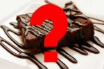 What about dessert?  Sugar removal or substitution?